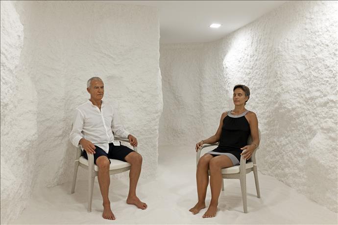 Vitalica Wellness'ta Tuz Terapisi Nasıl Olur
