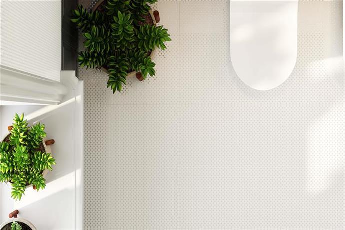 Küçülen banyolara özel Seramiksan ürünleri