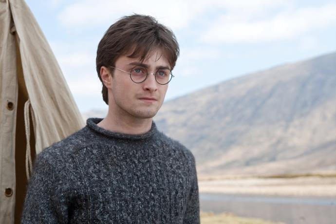 Harry Potter ile ünlenen Daniel Radcliffe'e evsiz gibi davrandılar
