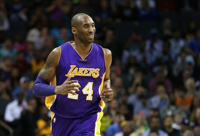 Basketbolun efsanesi Kobe Bryant hayatını kaybetti