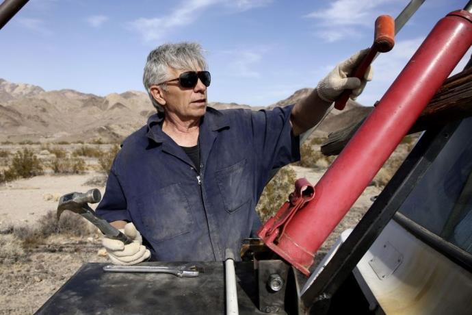 'Düz Dünyacı' adam roketle kendini havaya fırlattı