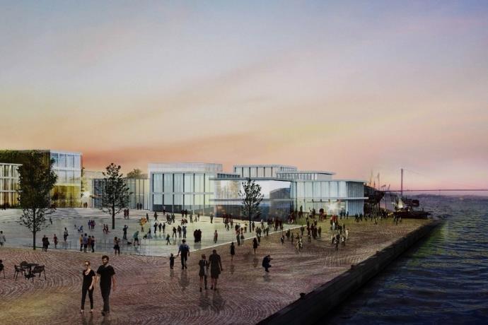 Alışveriş alanı Galataport ne zaman açılacak?