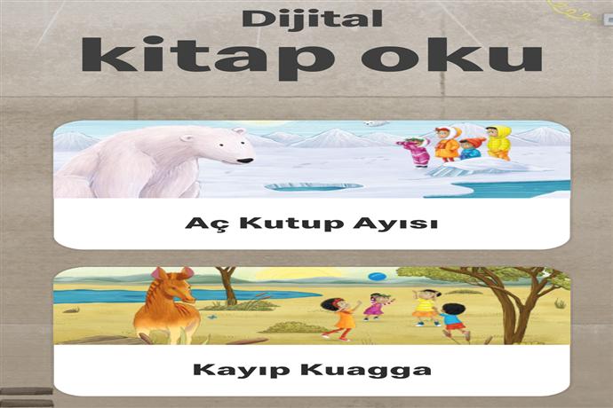 Happy Meal'dan çocuklara eğlenceli dijital kitaplar