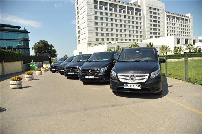 İç Turizmde VIP transfer araçlara talep arttı