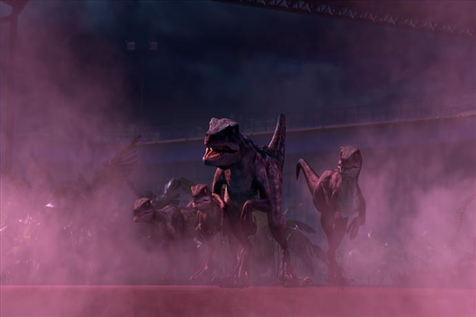 Jurassic World Kretase Kampı'nın fragmanı yayınlandı