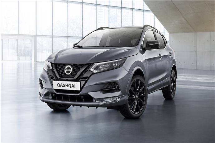 Nissan Qashqai Midnight Edition Yıl Sonu Kampanyası