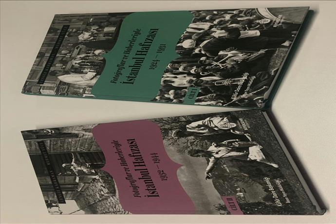 Fotoğraflar ve Haberleriyle İstanbul Hafızası Kitabı Yayınlandı
