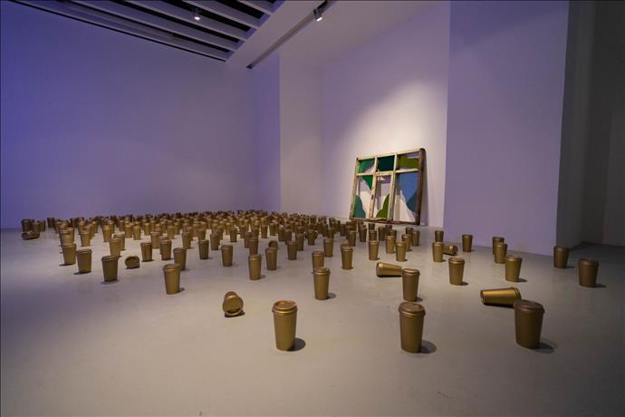 Akbank Sanat'tan 6 Sanatçı Öncülünü Arıyor Sergisi