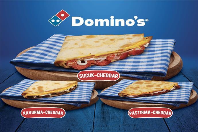 Domino's'tan Yeni Fenomen Lezzet Tostilla!