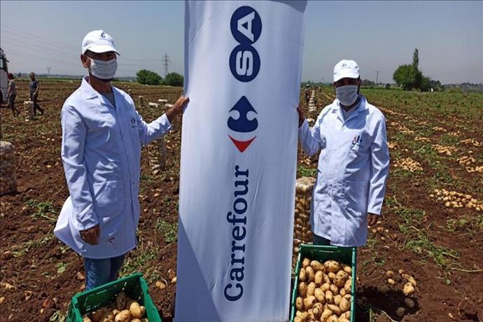 CarrefourSA, yerli tarıma da ne lazımsa diyor