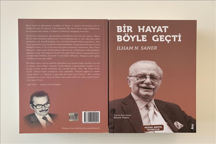 Aksigorta'dan Sektöre ve Cumhuriyet Tarihine Işık Tutan Bir Kitap