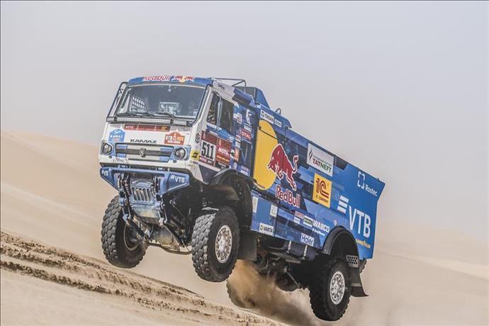 Dakar Rallisi, 3 Ocak 2021'de gerçekleştirilecek