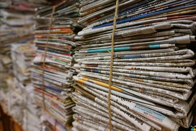 Gazete ve dergi tirajlarında düşüş sürüyor