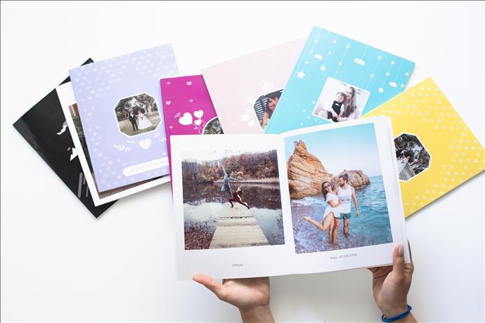 Sosyopix Foto Kitap ile Anılarınız Kütüphanenizin En Değerlisine Dönüşsün