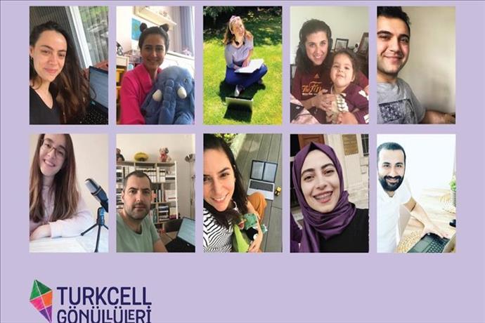 Turkcell'den 111 Mutlu Masal