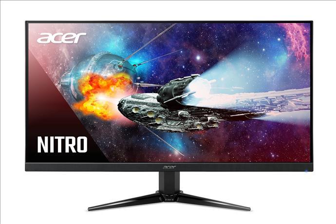 Oyuncular için fiyat-performans şampiyonu monitör Acer Nitro QG1