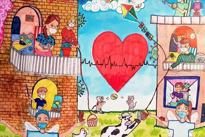 Gratis Çocuklar Arası Resim Yarışması sonuçları açıklandı