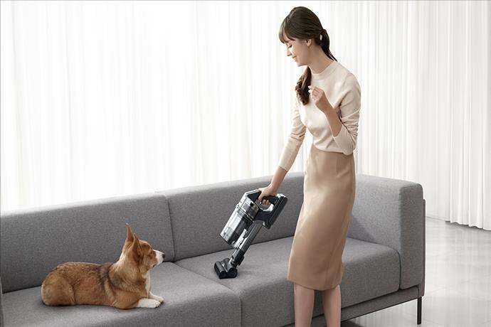 Samsung'dan Jey Dikey süpürge