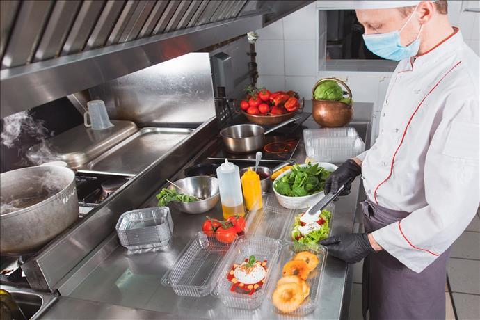 Yeme İçme Sektöründeki Hijyen kaygılarına Yeni Bir Teknolojik Çözüm