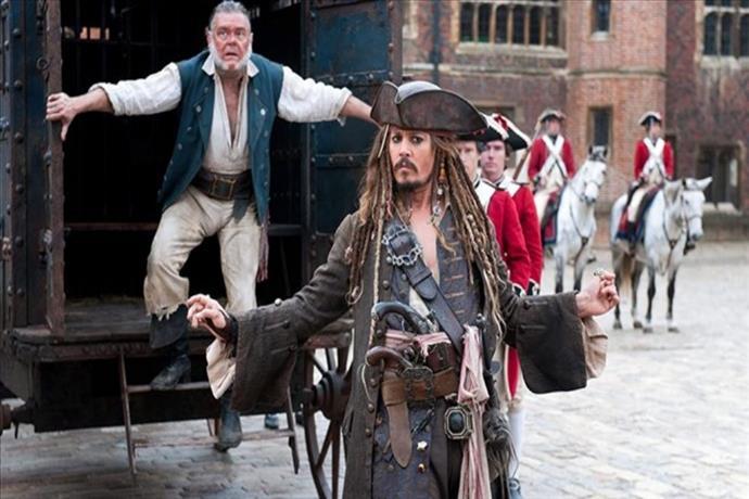 Jack Sparrow hayranlarını heyecanlandıran haber