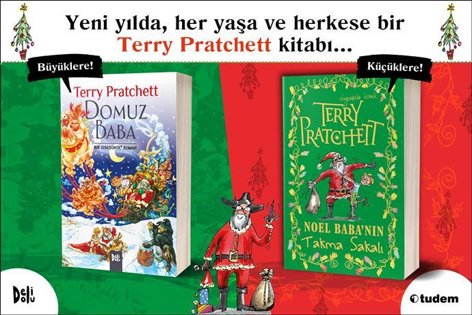 Bir Terry Pratchett Kitabı