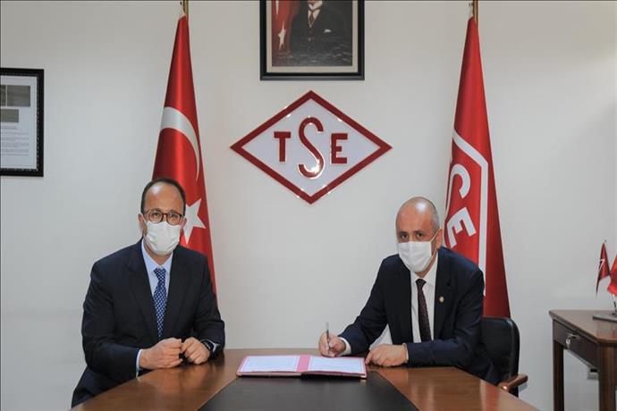 Tofaş ile TSE Güvenli Hizmetiş birliğinde anlaştı