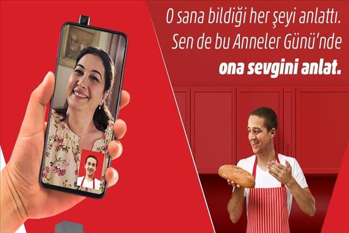 Vestel'den Anneler Günü kampanyası