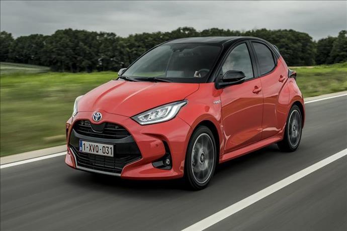 Yeni Toyota Yaris kasımda satışa sunulacak