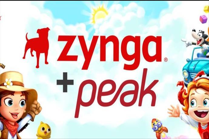 Peak Games, 1.8 Milyar Dolara Zynga'ya satıldı.