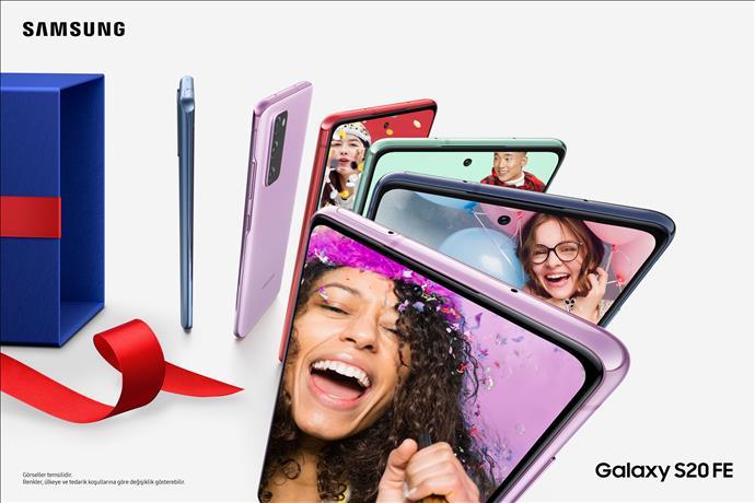 Yeni Yıl İçin Samsung Galaxy Ürünlerinden Hediye Önerileri