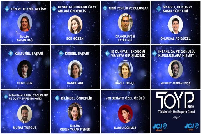 Türkiye'nin 10 Başarılı Gencini Kioskluyoruz.