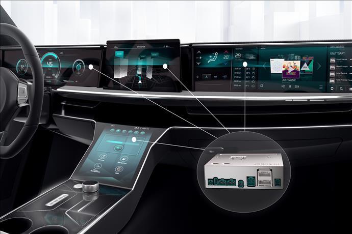 Bosch, Araç Bilgisayarları İçin Milyarlarca Euro'luk Sipariş Aldı