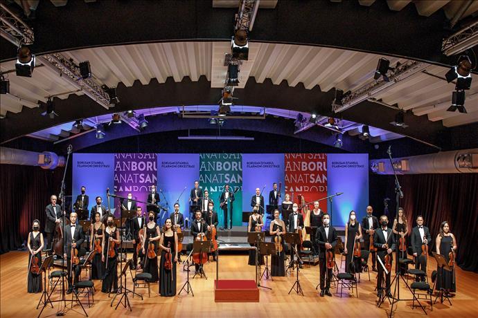 Borusan Sanat'ta Yeni Yıl Konseri