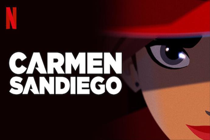 Netflix Dizisi Carmen Sandiego Sevenler İçin Güzel Haber