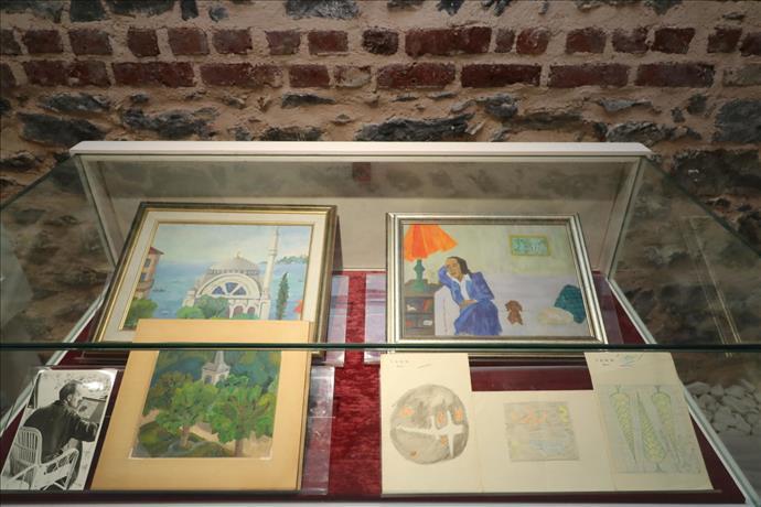 Kültür ve Sanat Hayatımızda Ebüzziya Ailesi Sergisi