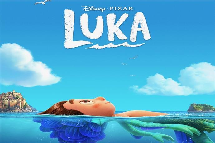 Disney ve Pixar'dan Luka