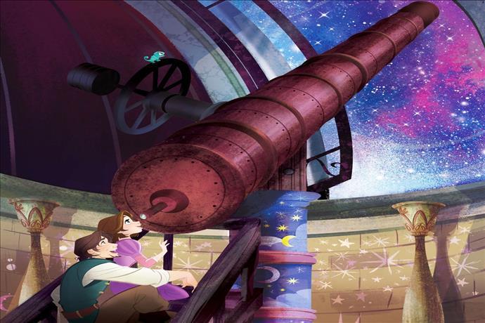 Disney Prensesleri'nden Cesaret ve İyilik Masalları Serisi