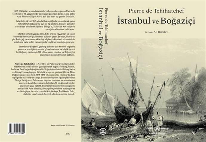 170 yıl önceki İstanbul'u merak edenler için bir eser