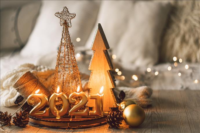 Yeni Yıl Kutlamaları İçin En Güzel Mesajlar