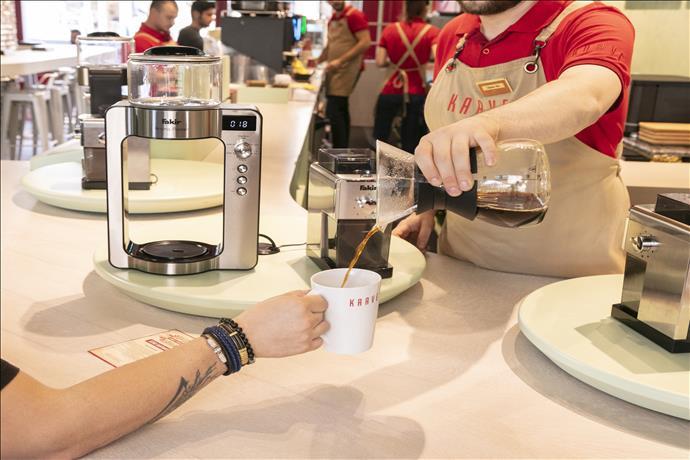 Nano Lot Kahve Çekirdekleri