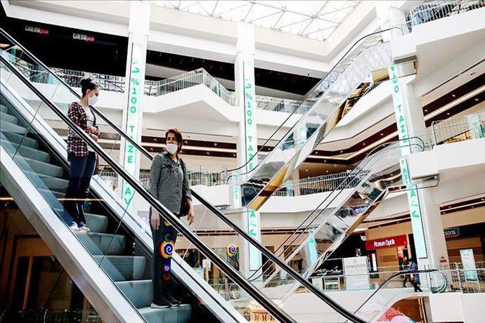AVM'lerde ciro ve müşteri kaybı devam ediyor