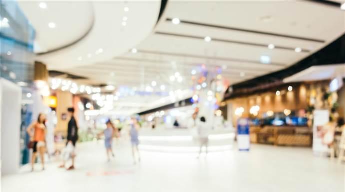 AVM Mayıs Ayı ciro endeksi arttı, müşteri sayısı azaldı