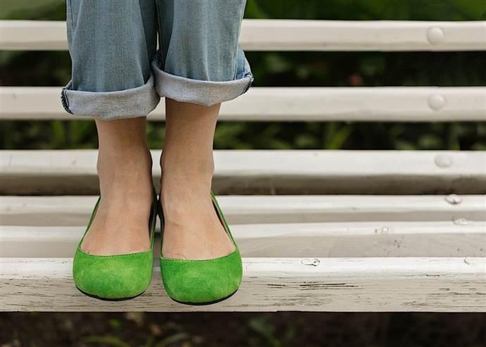 Babet ayakkabınızı çok sık giyiyorsanız, bunu mutlaka yapın