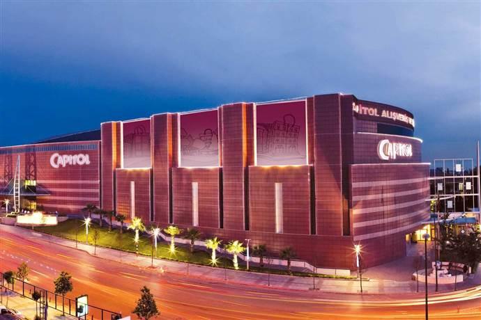 Capitol AVM, Yılın Alışveriş Merkezi Markası seçildi