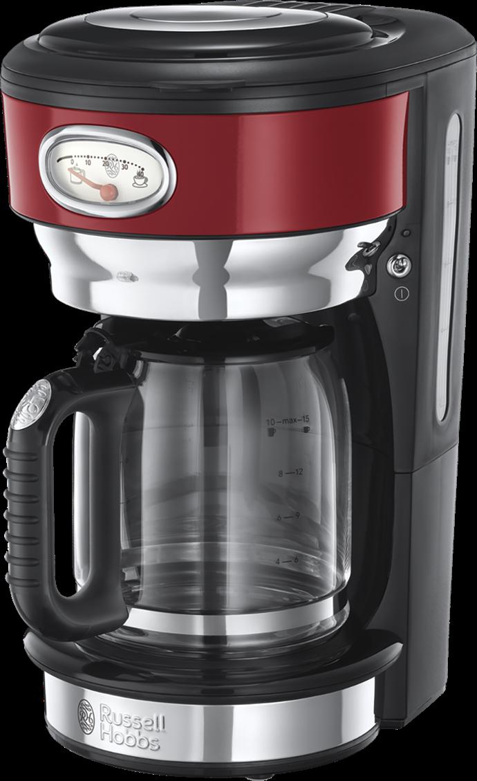 Evde Barista isteyenlere Retro Kahve Makinesi