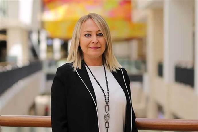 Gordion AVM'nin yeni müdürü Selin Anıl Oktay