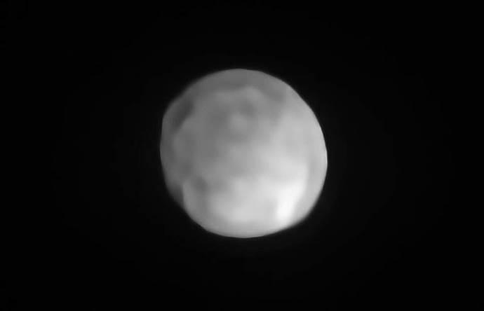 Güneş sisteminde bilinmeyen bir cüce gezegen keşfedildi