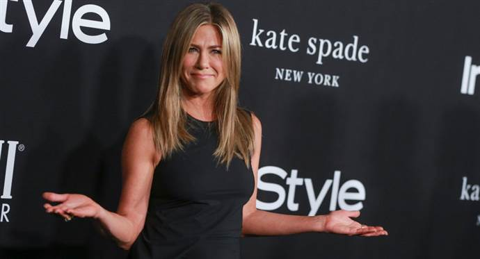 Jennifer Aniston Instagram'ı çökertti