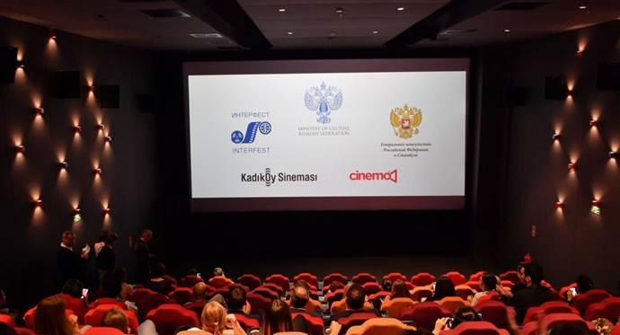 Rus Filmleri Haftası başladı
