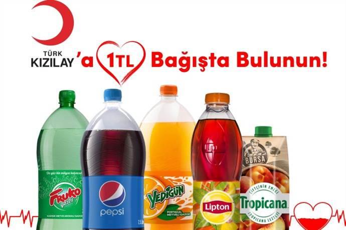 CarrefourSA'dan Türk Kızılay'na bağış kampanyası